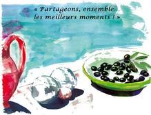 Olive de Nice Noire Cailletier (AOC) - Oléiculteur Paysan
