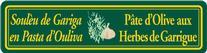 Pâte d'Olive aux herbes de garrigue Produit de Provence